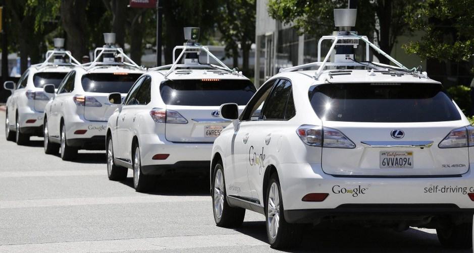 Фото с автопилотом и беспилотником Гугл