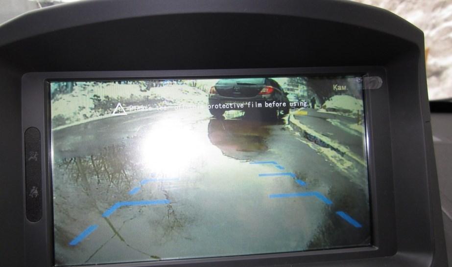 видеомонитор - сюда выводится изображение