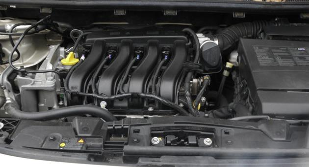 renault fluence engine